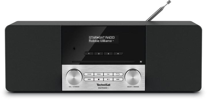 DigitRadio 3 - Noir/Argent Micro HiFi System Technisat 785300142977 Photo no. 1