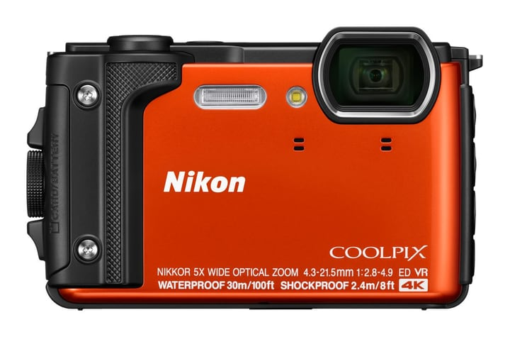 Coolpix W300 orange Appareil photo compact Nikon 793427500000 Photo no. 1