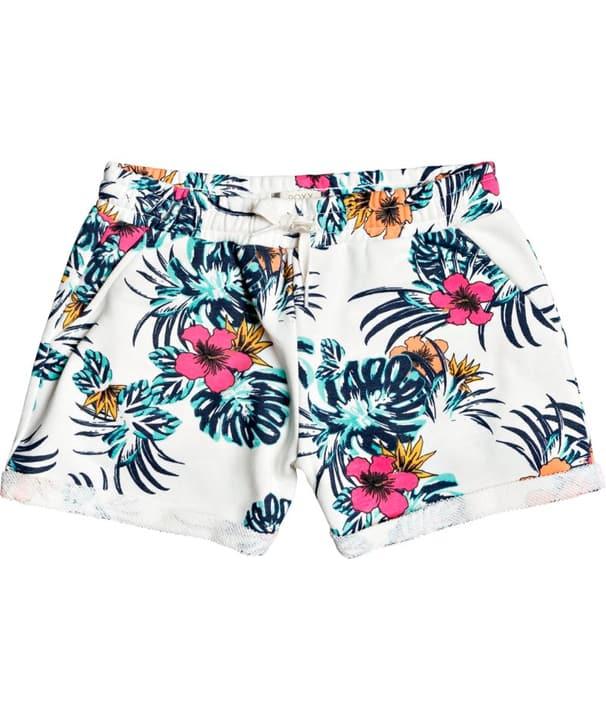 We Choose - Sweatshorts Mädchen-Freizeitshort Roxy 466974312893 Farbe farbig Grösse 128 Bild-Nr. 1