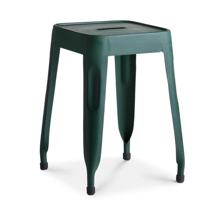 COLOR Sgabello 360911700000 Dimensioni L: 34.0 cm x P: 34.0 cm x A: 46.0 cm Colore Verde scuro N. figura 1