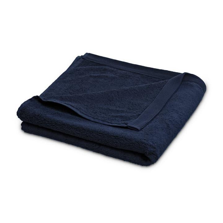 INARI Essuie-mains Schlossberg 374202600000 Dimensions L: 50.0 cm x P: 100.0 cm Couleur Bleu Photo no. 1