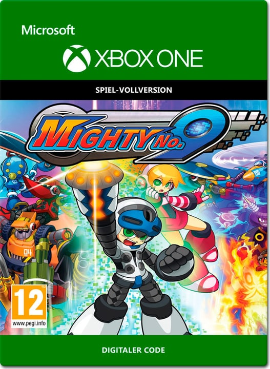 Xbox One - Mighty No. 9 Download (ESD) 785300137283 N. figura 1