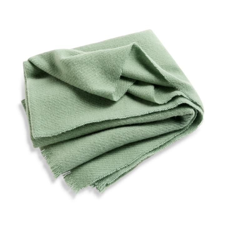 MONO Plaid HAY 378191143260 Dimensioni L: 130.0 cm x A: 180.0 cm Colore Verdigris green N. figura 1
