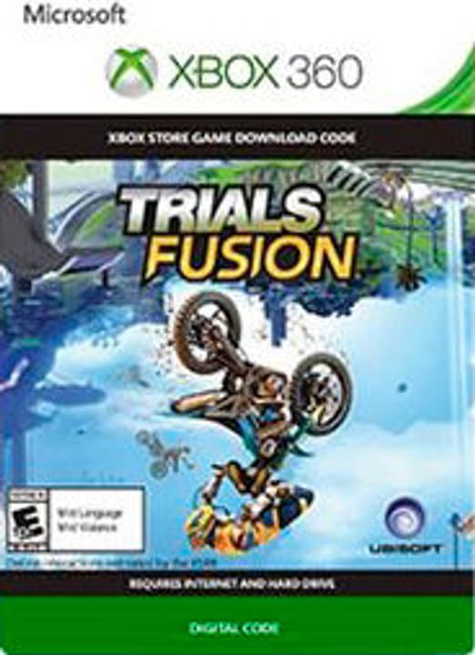 Xbox 360 - Trials Fusion Digital (ESD) 785300135698 Bild Nr. 1