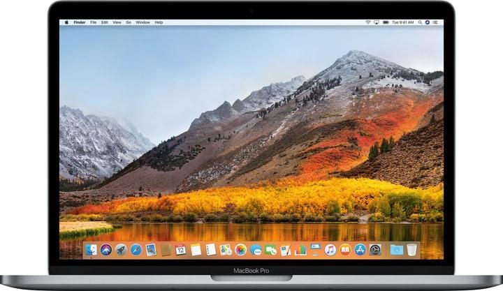 CTO MacBook Pro 13 TB 2.3GHz i5 16GB 512GB SSD IntelIrisPlus space gray Apple 798450400000 Bild Nr. 1