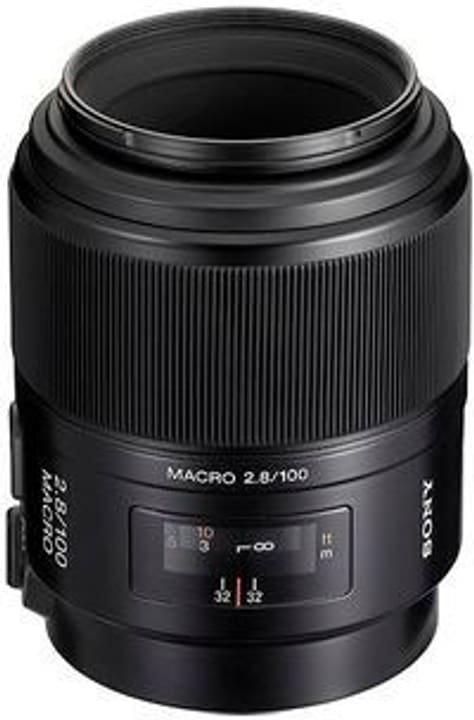 Macro 100mm f/2.8 Objectif Objectif Sony 785300123815 Photo no. 1