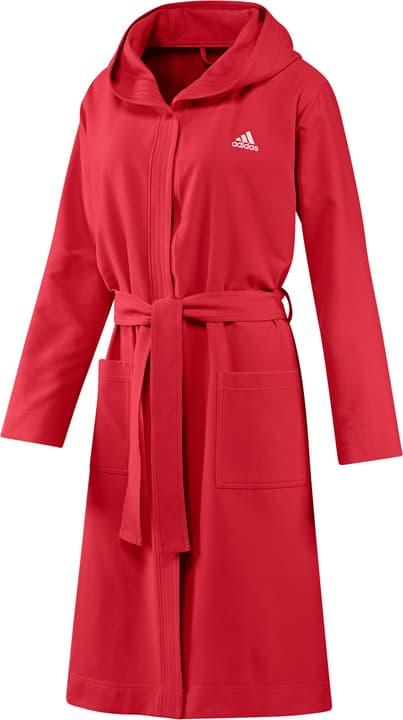 MICRO BR W Peignoir de bain  pour femme Adidas 462173403640 Couleur bleu Taille 36 Photo no. 1