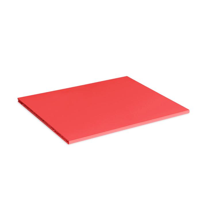 VIDO Tablar / Trennwand B 362010873810 Grösse B: 37.2 cm x T: 30.6 cm x H: 1.2 cm Farbe Rot Bild Nr. 1