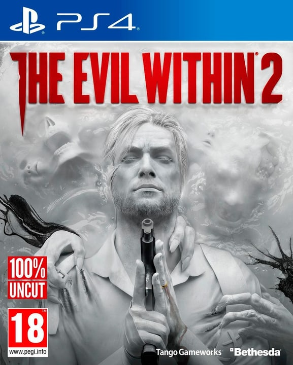 PS4 - The Evil Within 2 Box 785300129112 Photo no. 1