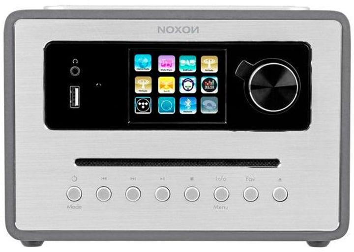 iRadio 500 CD - Anthrazit Micro HiFi System Noxon 785300151108 Bild Nr. 1