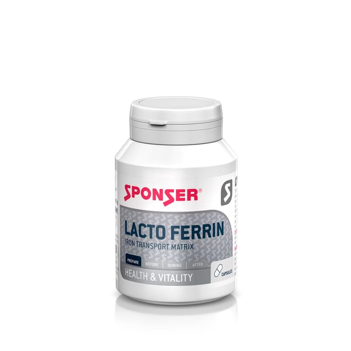 Lactoferrin Supplément nutritionnel Sponser 463017300000 Photo no. 1