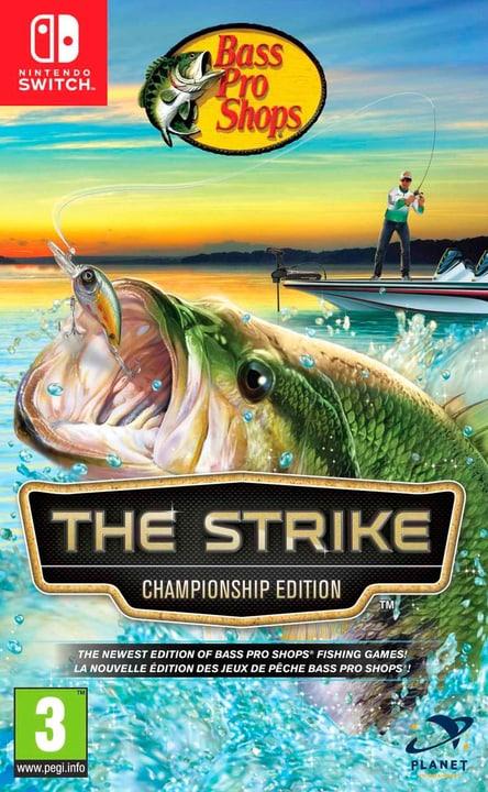 NSW - Bass Pro Shops The Strike (F/I) Box 785300138584 N. figura 1