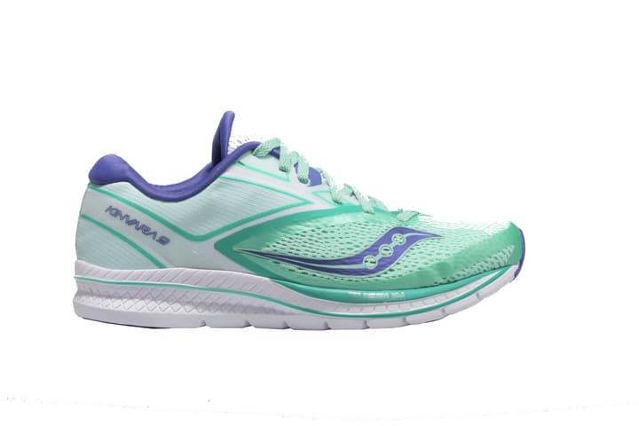 Kinvara 9 Damen-Runningschuh Saucony 463229639010 Farbe weiss Grösse 39 Bild-Nr. 1