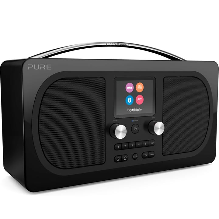 Evoke H6 - Noir Radio DAB+ Pure 785300134290 Photo no. 1