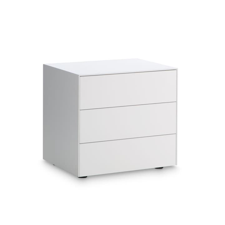 SEC Commode Edition Interio 362018013502 Dimensions L: 60.0 cm x P: 46.0 cm x H: 54.5 cm Couleur Blanc Photo no. 1