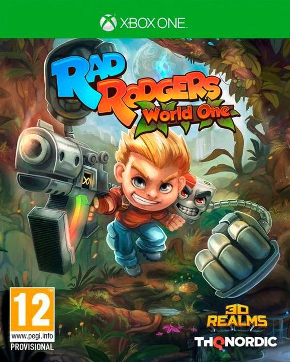Rad Rodgers [XONE] (F/I) 785300129012