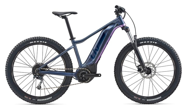 "Vall E+ 3 Power 27.5""+ E-Mountainbike Liv 463370000449 Farbe dunkelviolett Rahmengrösse M Bild Nr. 1"
