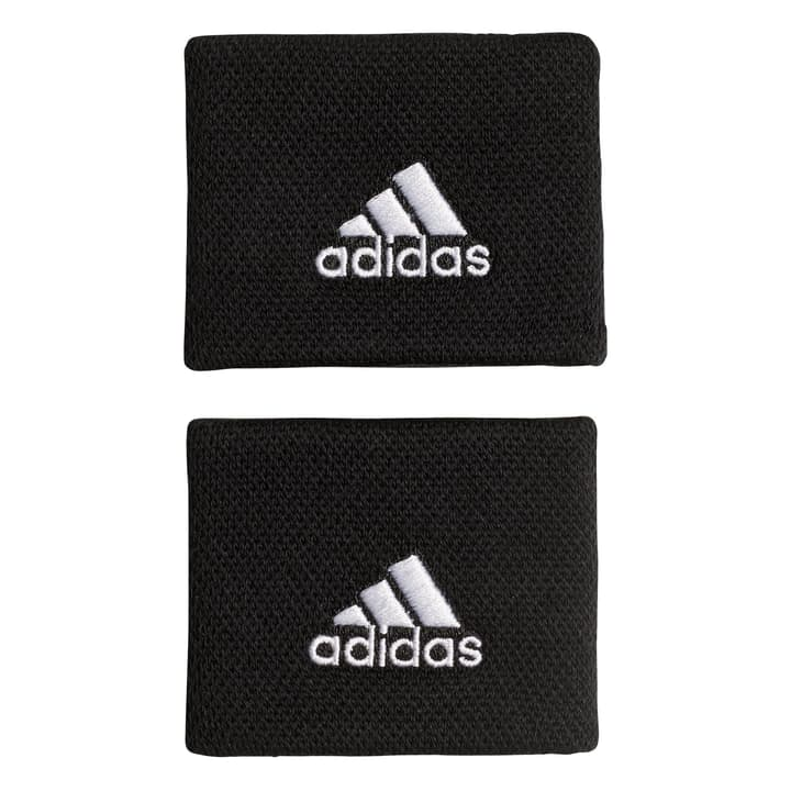 Tennis Wristband S Serre-poignets large Adidas 473224899920 Couleur noir Taille one size Photo no. 1