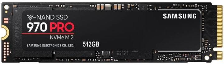 SSD 970 Pro NVMe SSD M.2 512GB PCIe Disque Dur Interne SSD Samsung 785300139066 Photo no. 1