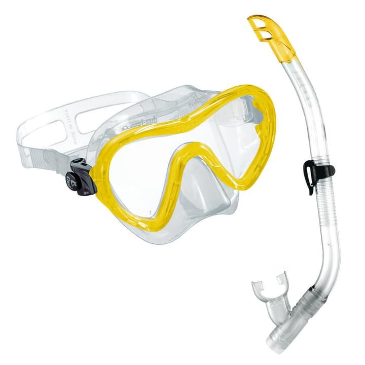 Sky Junior Mareset + Top Schnorchel set snorkeling Cressi 491055300000 N. figura 1
