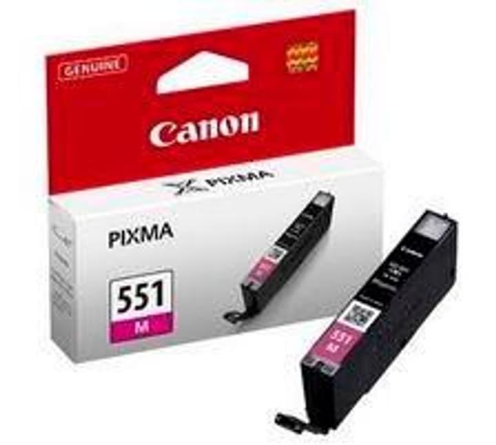 CLI-551M cartouche d'encre magenta Cartouche d'encre Canon 796076000000 Photo no. 1