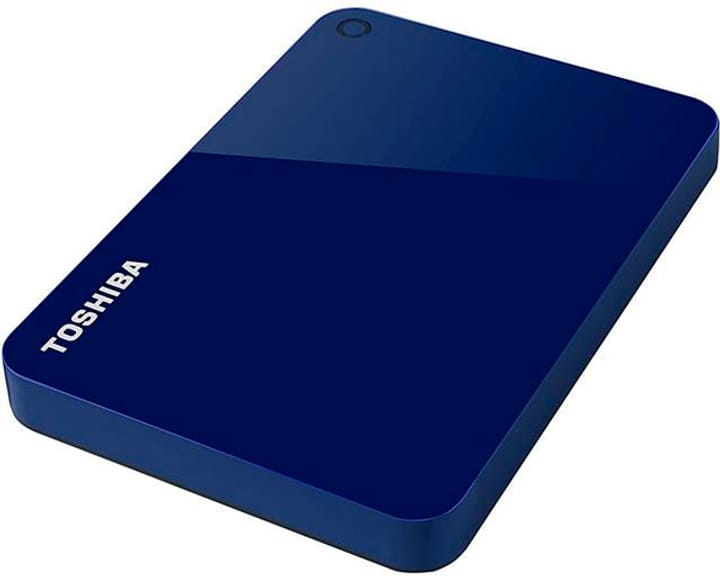 Canvio Advance 2TB HDD Extern Toshiba 785300136592 Bild Nr. 1