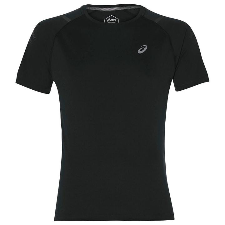 Icon SS Top Herren-T-Shirt Asics 470179900320 Farbe schwarz Grösse S Bild-Nr. 1
