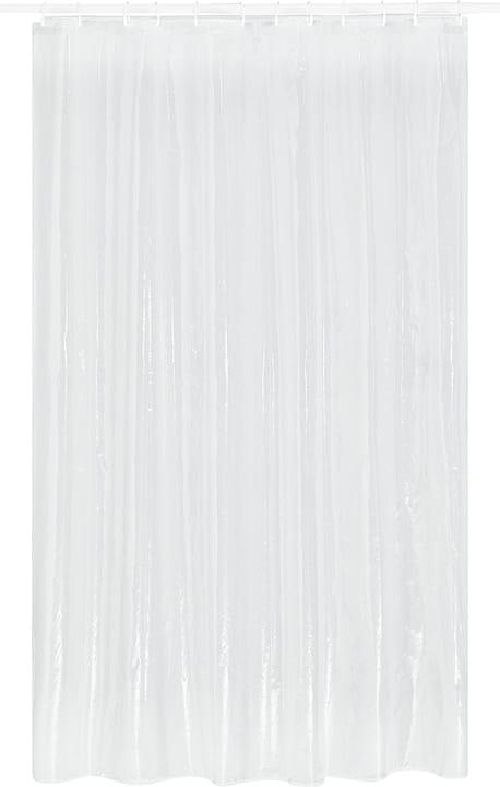 CARMELA Duschvorhang 453155253500 Farbe Transparent Grösse B: 180.0 cm x H: 200.0 cm Bild Nr. 1