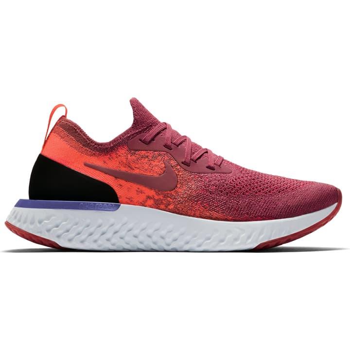 Epic React Flyknit Scarpa da donna running Nike 463224540038 Colore rosa Taglie 40 N. figura 1