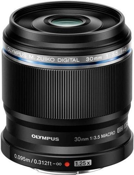 m.Zuiko 30mm F3.5 Macro schwarz Objektiv Olympus 785300125801 Bild Nr. 1