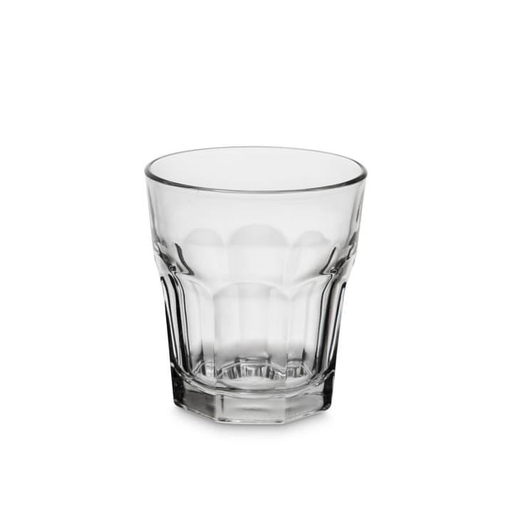 GIBRALTAR Verre à whisky 393004245109 Dimensioni L: 9.0 cm x P: 9.0 cm x A: 9.9 cm Colore Trasparente N. figura 1