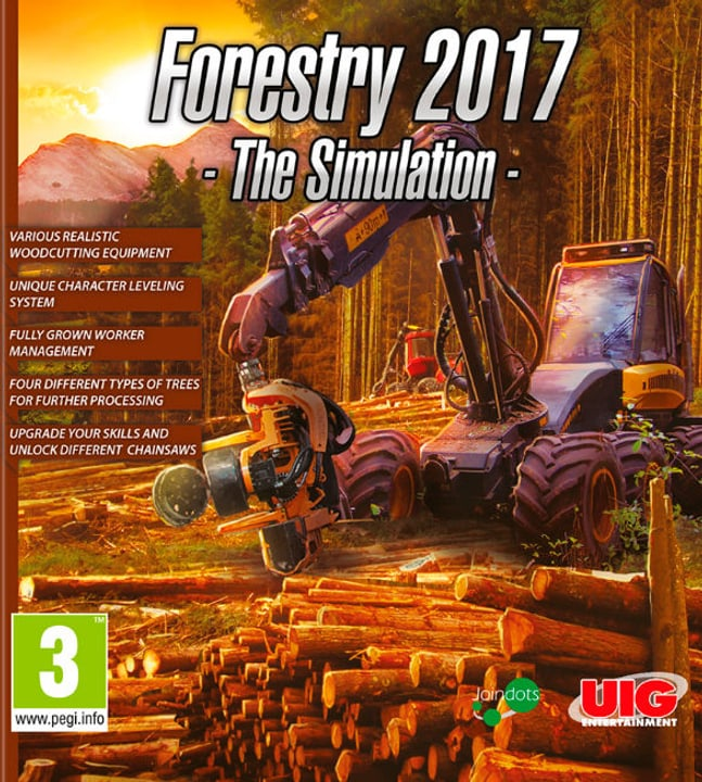 PC - Forestry 2017 Download (ESD) 785300133895 Bild Nr. 1