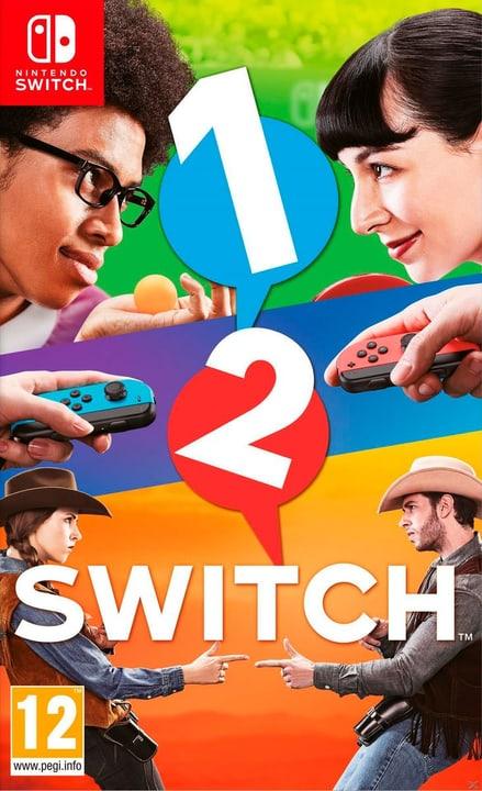Switch - 1-2-Switch Box Nintendo 785300121677 Langue Français Plate-forme Nintendo Switch Photo no. 1