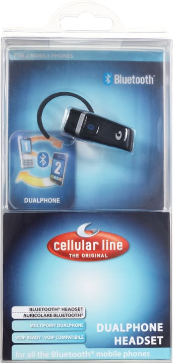 Bluetooth-Headset Cellular Line 621464600000 Photo no. 1