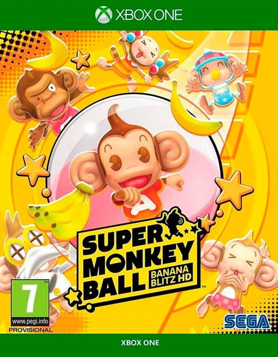 Xbox One - Super Moneky Ball - Banana Blitz HD I Box 785300146852 Photo no. 1