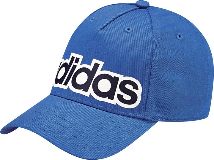 Performance Linear Hat Berretto da ragazzi UVP50+ Adidas 462821200040 Colore blu Taglie one size N. figura 1