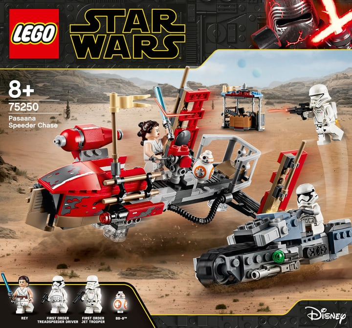 LEGO STAR WARS 75250 748721800000 Photo no. 1
