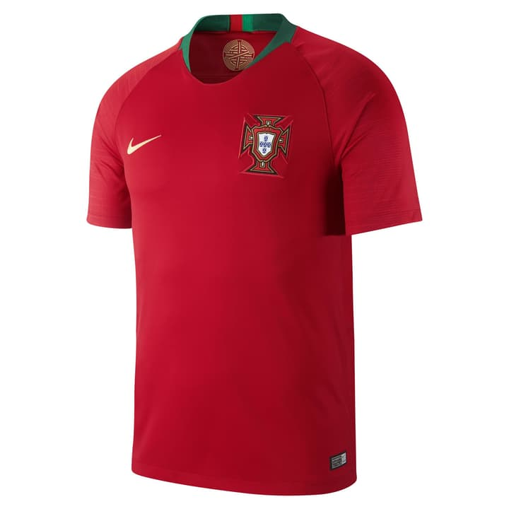 Portugal Stadium Home Réplique du maillot à domicile de l'équipe portugaise de football. Nike 498281700388 Couleur bordeaux Taille S Photo no. 1