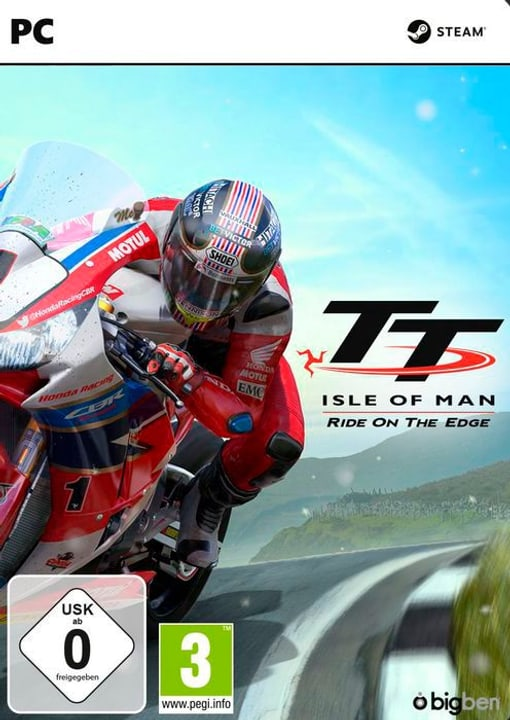 PC - TT - Isle of Man D/F Fisico (Box) 785300130004 N. figura 1
