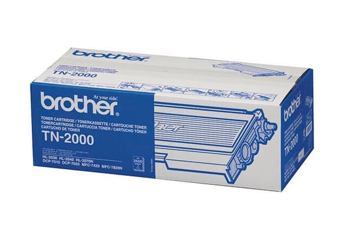 TN-2000 Toner-Modul black Brother 797453500000 N. figura 1