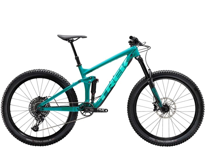 "Remedy 7 27.5"" Mountainbike All Mountain Trek 463358815565 Farbe petrol Rahmengrösse 15.5 Bild Nr. 1"