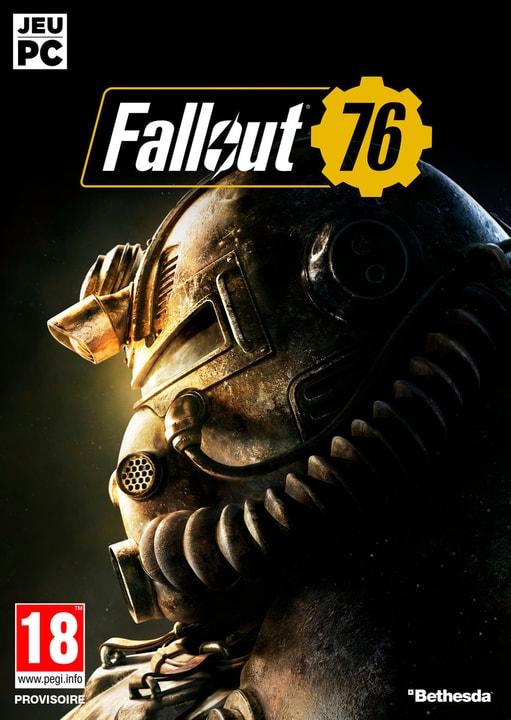 PC - Fallout 76 Box 785300139053 Langue Français, Italien Plate-forme PC Photo no. 1