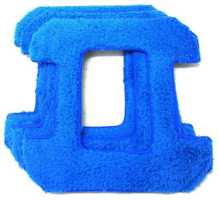 Tampon microfibre Hobot bleu 3 pièces à HB268 / 288 Hobot 785300131003 N. figura 1
