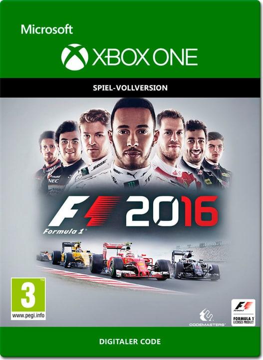 Xbox One - F1 2016 Digital (ESD) 785300137282 N. figura 1