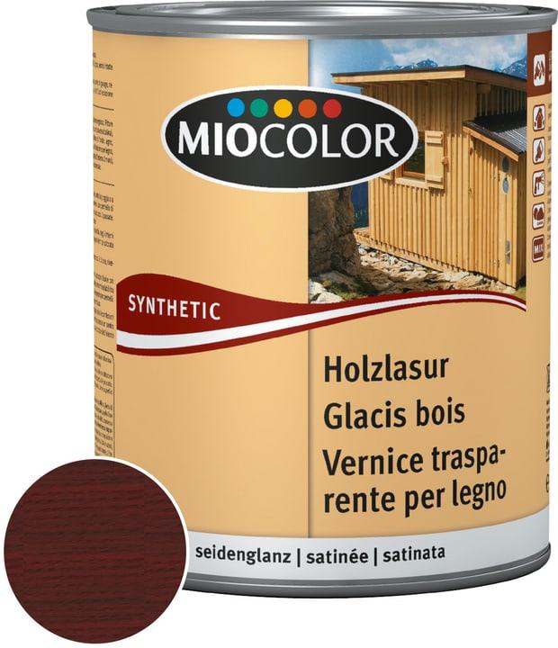 Vernice trasparente per legno Palissandro 2.5 l Miocolor 661127100000 Colore Palissandro Contenuto 2.5 l N. figura 1