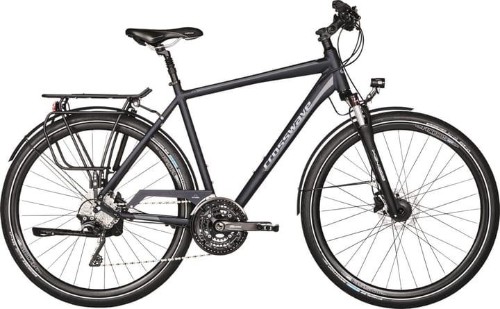 Quest Trekking bike Crosswave 464828705520 Colore nero Dimensioni del telaio 55 N. figura 1
