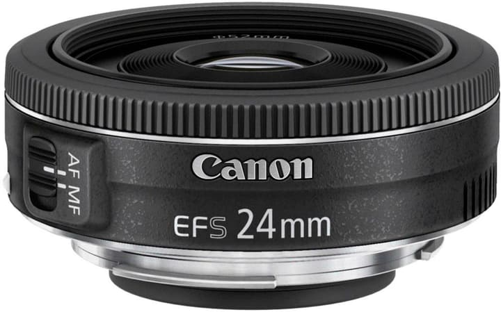EF-S 24mm f/2.8 STM Objectif Canon 785300123616 Photo no. 1