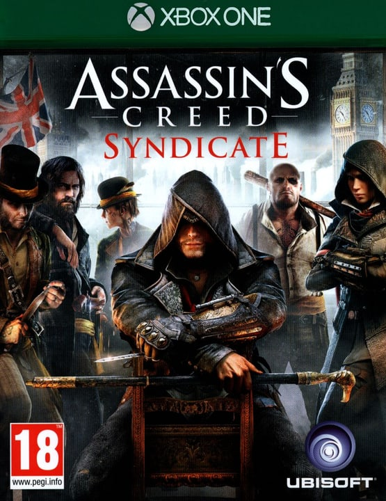 Xbox One - Assassin's Creed Syndicate Fisico (Box) 785300129959 N. figura 1
