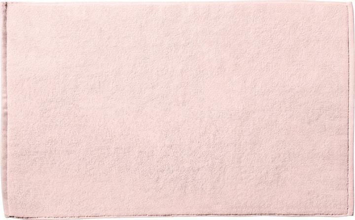 RACIO Tapis en tissu éponge 450859453038 Couleur Rose Dimensions L: 50.0 cm x H: 80.0 cm Photo no. 1