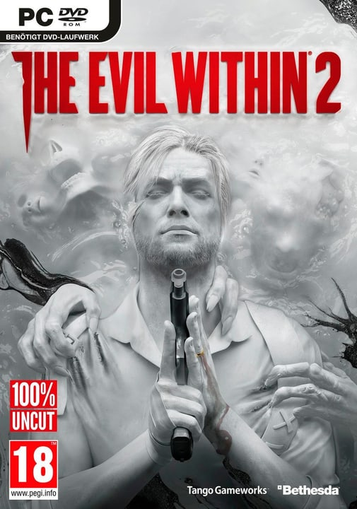 PC - The Evil Within 2 785300129178 Photo no. 1